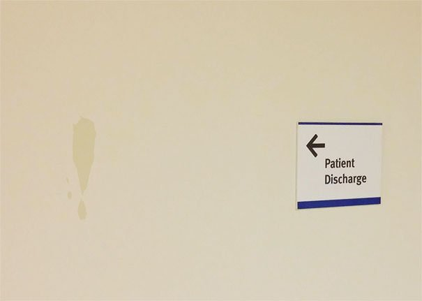 Oddly Informative Sign At Hospital