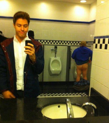 As piores selfies tiradas na frente do espelho