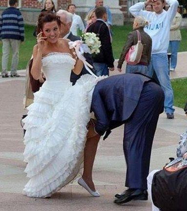 20 situações completamente sem noção que já aconteceram em um casamento