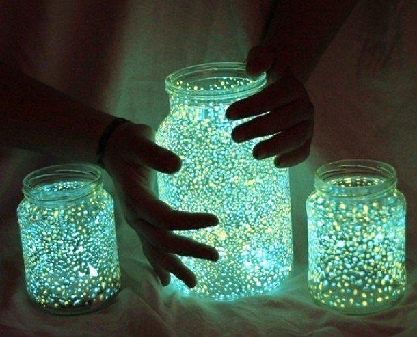 DIY lantern