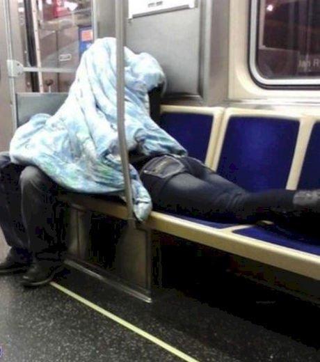 21 motivos para não pegar o transporte público