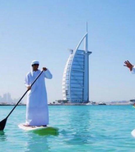 15 coisas incríveis que só acontecem em Dubai