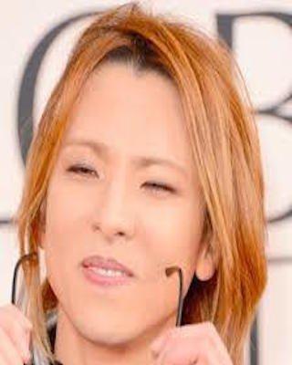 「YOSHIKI すっぴん」の画像検索結果