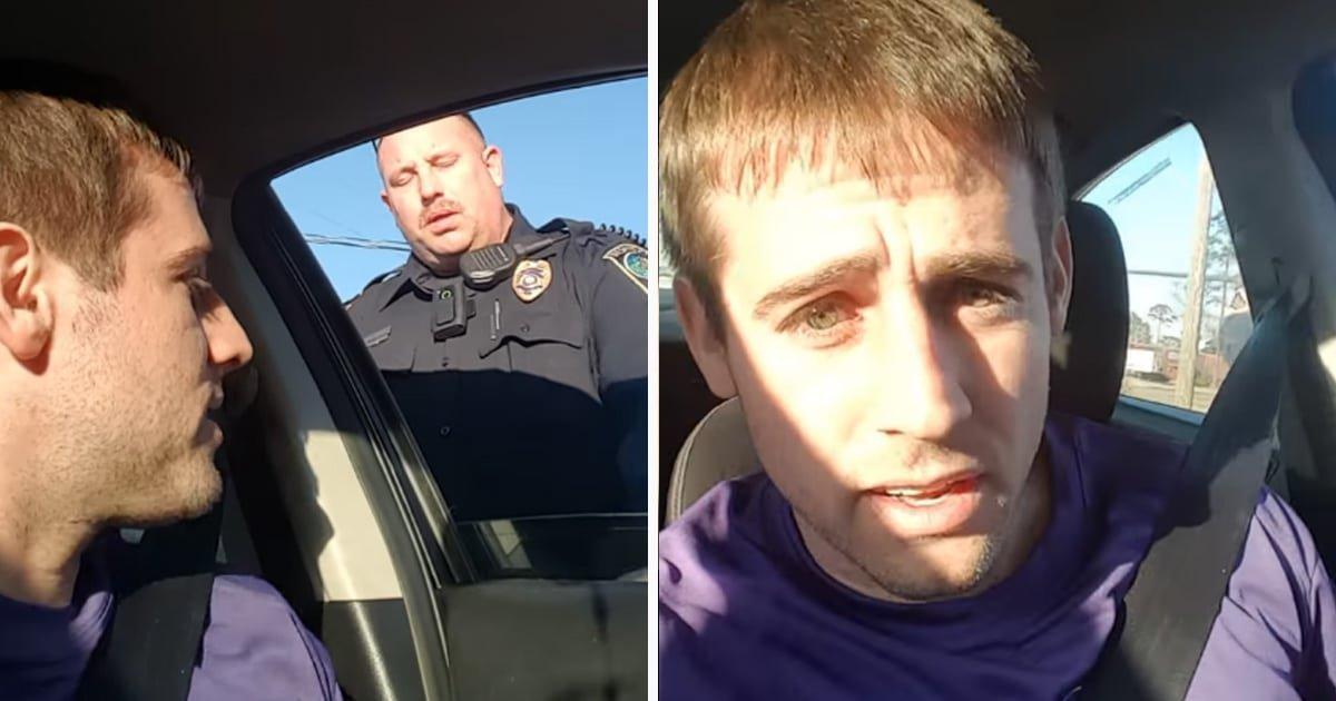 """a.jpg?resize=412,232 - Un policier a voulu mentir à ce chauffeur Uber au sujet d'une """"nouvelle loi"""". Malheureusement, celui-ci était en réalité un avocat"""