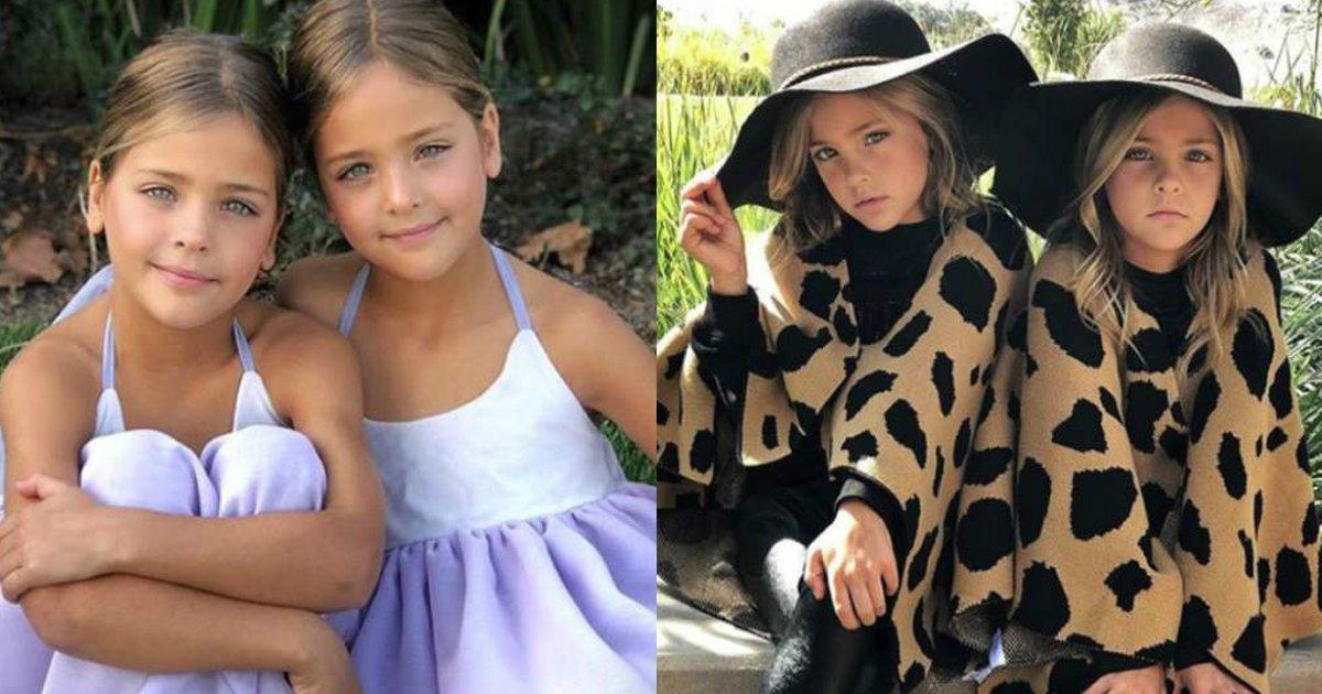 ad.jpg?resize=300,169 - Hace 8 años que fueron llamadas las gemelas más bellas del mundo. ¡Así es como se ven ahora!
