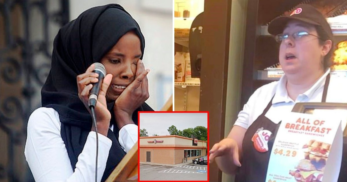 ahmed3.jpg?resize=1200,630 - Dunkin' Donuts Worker Called Cops On Customer And Her Family Because They Were Talking In Their Native Language