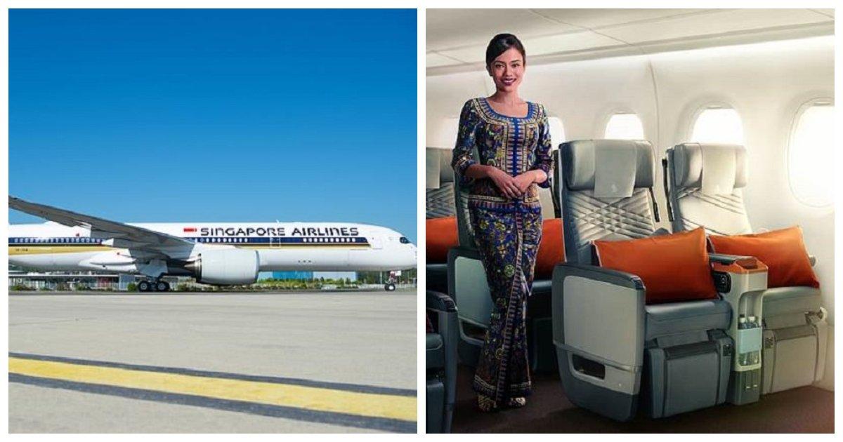 airplane.jpg?resize=412,232 - Singapore Airlines a ouvert le plus long vol commercial sans escale au monde entre Changi et New York