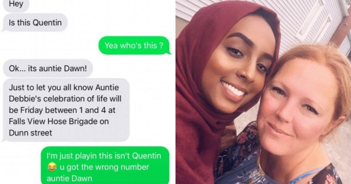 ali5.png?resize=300,169 - Une femme envoie un message texte à un numéro erroné, puis un étranger assiste au réveil de sa famille