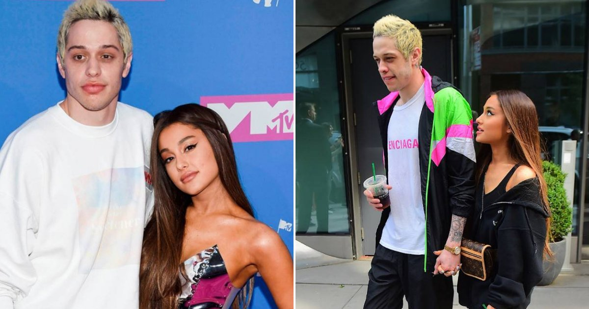 arianagrande.png?resize=300,169 - Ariana Grande Calls Off Engagement With Pete Davidson After Their Five-Month Romance