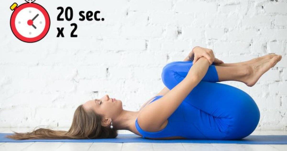backpain.png?resize=412,232 - Tired From Work? Here Are 7 Exercises To Relieve Back Pain In Just 10 Minutes
