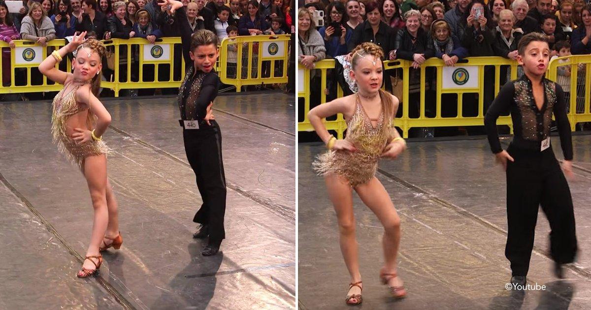 baile.jpg?resize=300,169 - Estos jóvenes bailarines toman el escenario con la rutina tan audaz que dejan a la multitud con la boca abierta en admiración