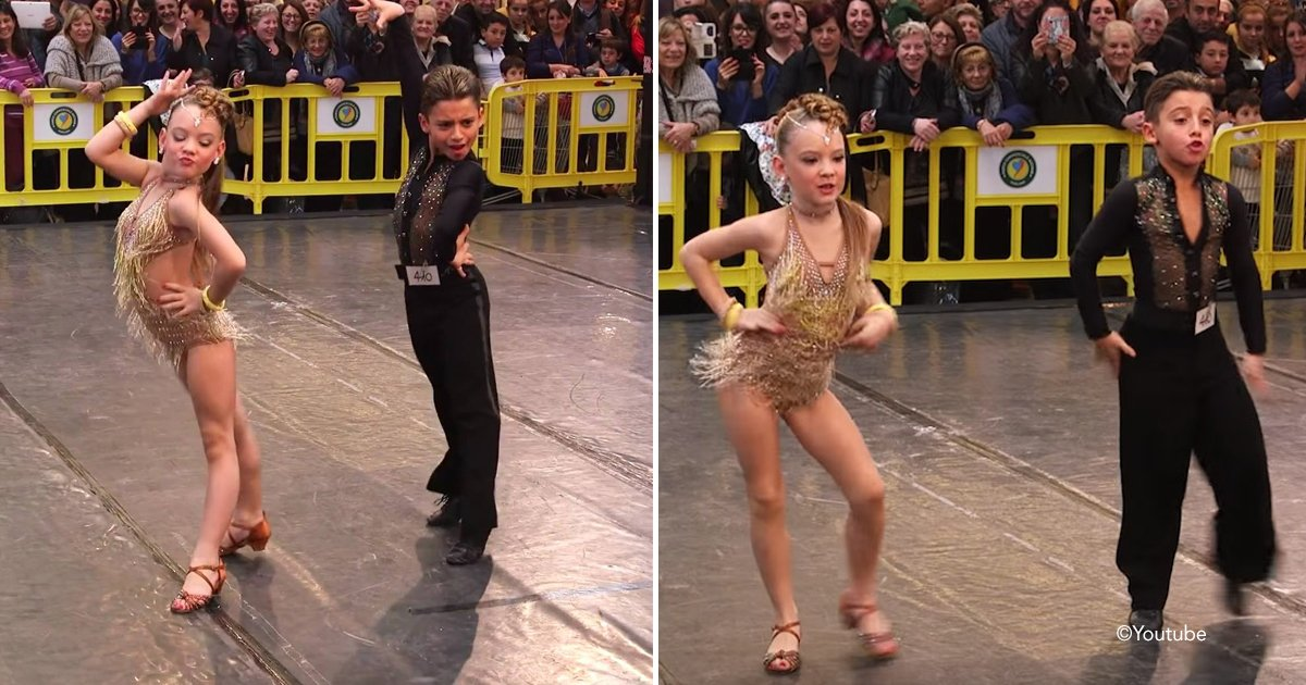 baile.jpg?resize=412,232 - Estos jóvenes bailarines toman el escenario con la rutina tan audaz que dejan a la multitud con la boca abierta en admiración