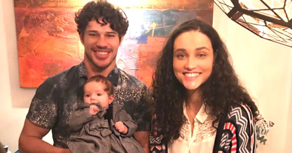 bella.png?resize=636,358 - Débora Nascimento filha reação de Loreto e Bella ao novo visual