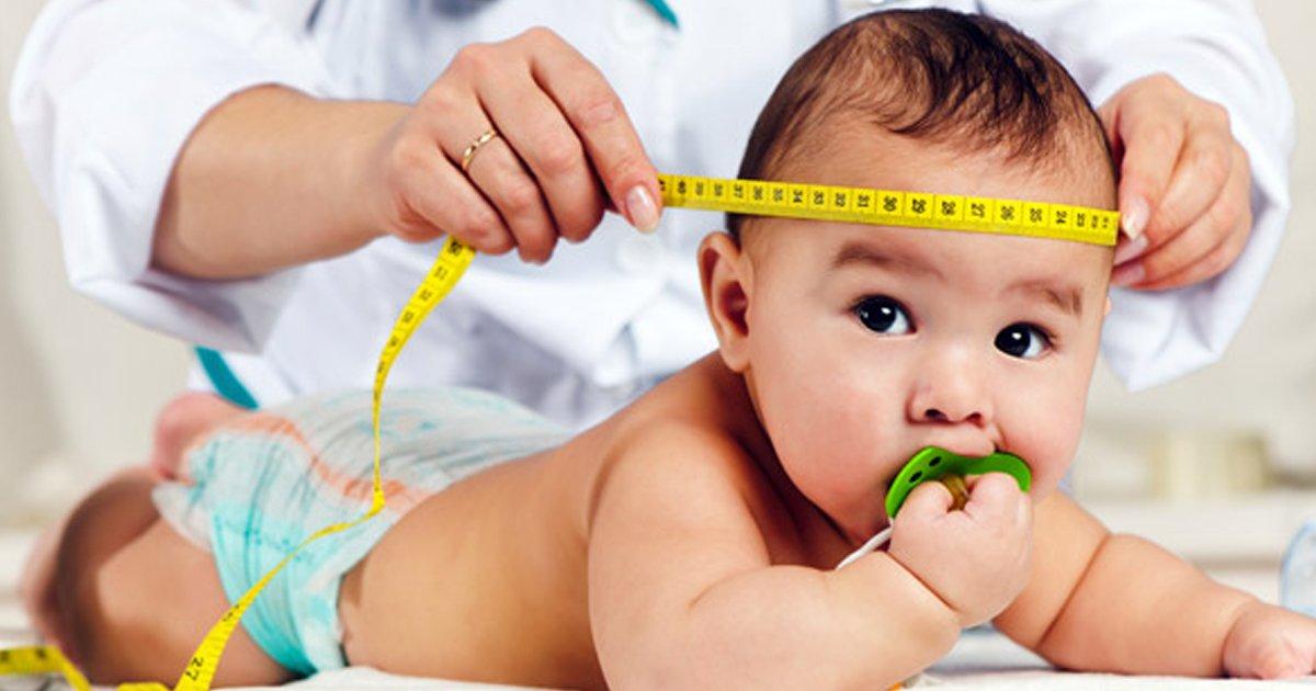 bgagasdg.jpg?resize=412,232 - Si votre bébé a une grosse tête, ne vous inquiétez pas, la science a de bonnes nouvelles pour vous