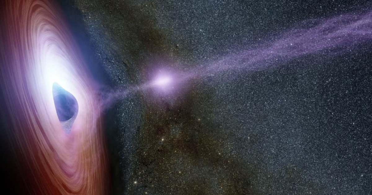 blackhole5.jpg?resize=1200,630 - NASA Detected Something Come Out Of A Black Hole For The First Time Ever