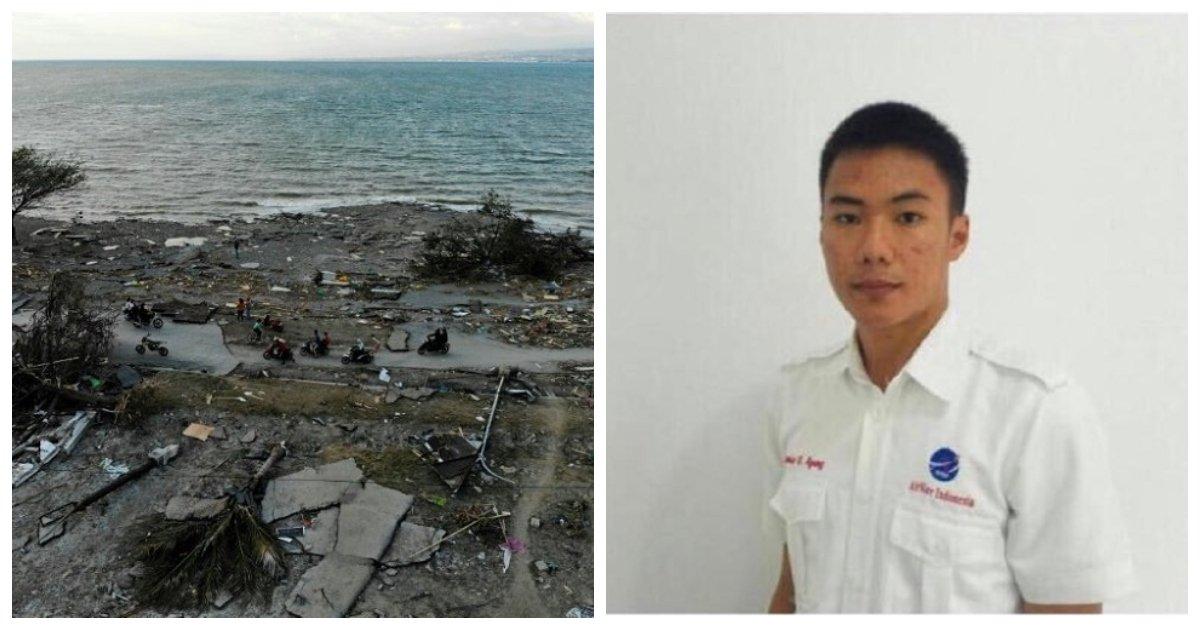 boy 3.jpg?resize=412,232 - Un contrôleur de la circulation aérienne est mort après avoir sauvé des centaines de personnes en guidant les avions qui fuyaient avant un tsunami
