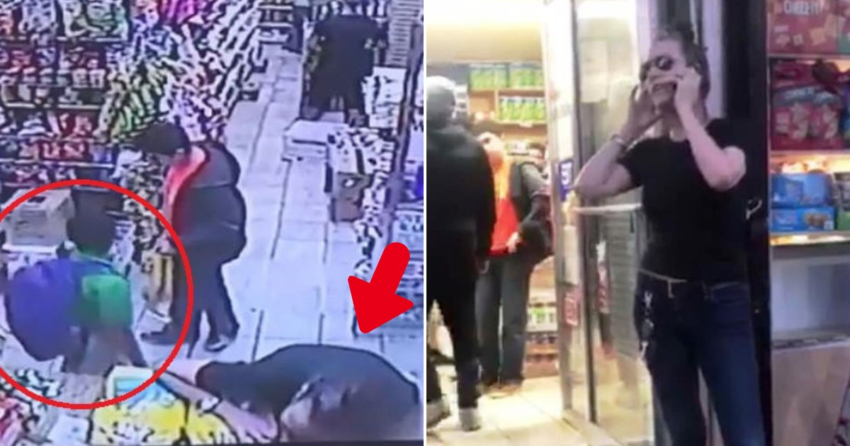 boy4.png?resize=412,232 - Woman Called 911 On 9-Year-Old Boy Claiming He Assaulted Her, Then Security Footage Left Her Humiliated