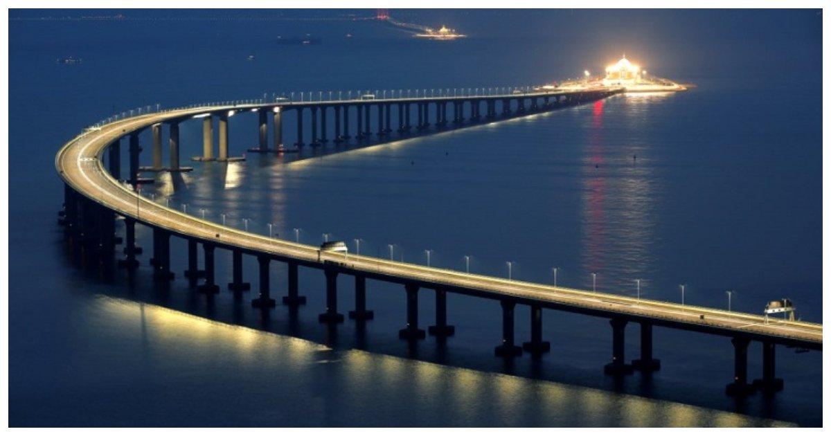 bridge.jpg?resize=1200,630 - The World's Longest Bridge Has Finally Opened
