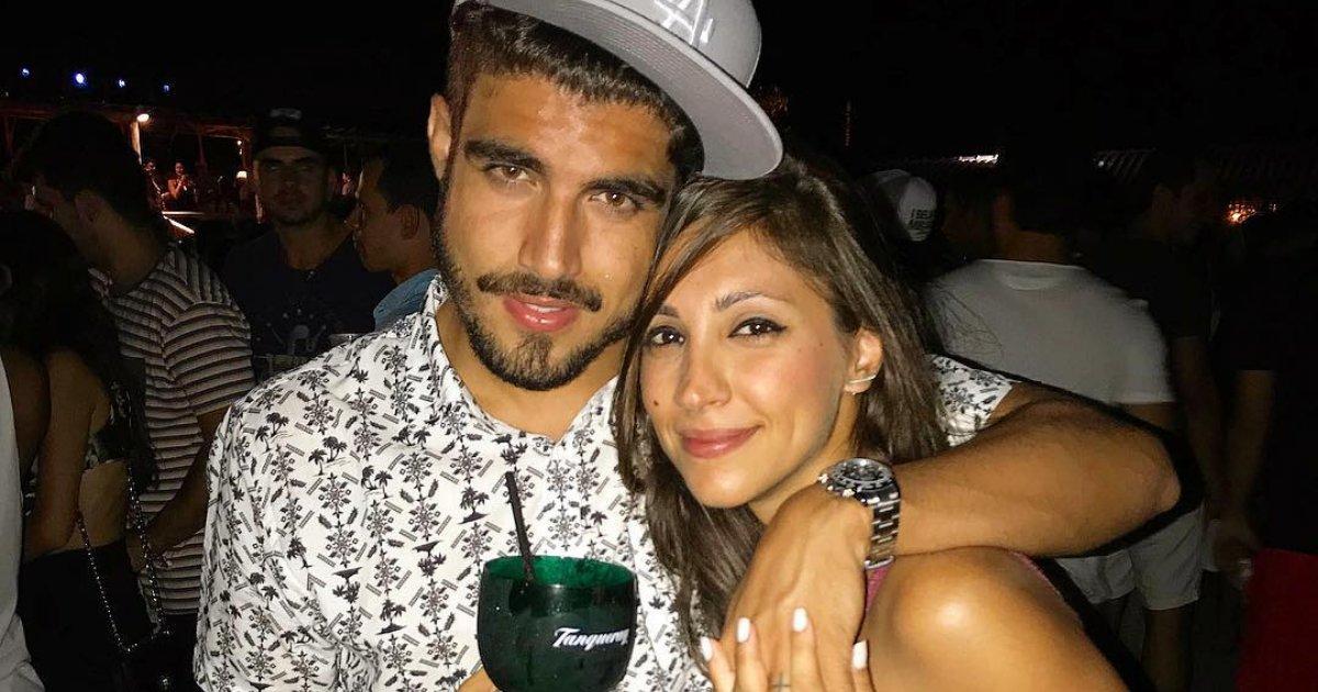 caiocastro.png?resize=636,358 - Caio Castro aparece ao lado de namorada e afasta rumores de separação