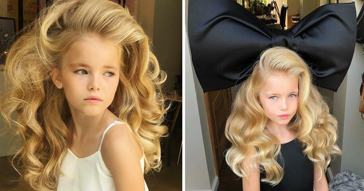 capa2kk.png?resize=412,232 - Modelo infantil de Israel faz sucesso por conta de seus longos e volumosos cabelos