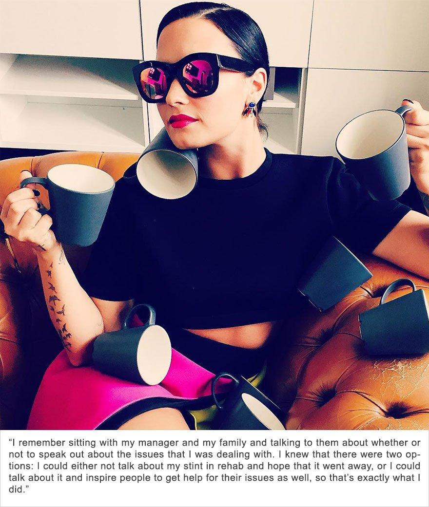 Demi Lovato, Bipolar Disorder
