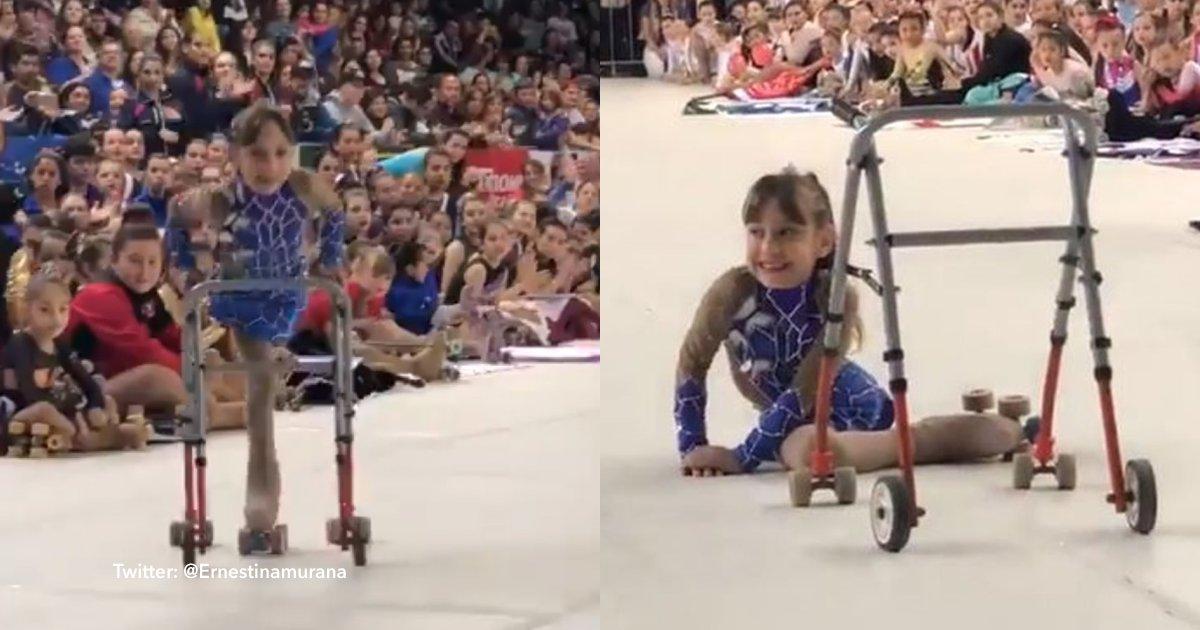 cover22 13.png?resize=300,169 - Difunden un emotivo video de una niña que, a pesar de no tener una pierna, compitió igual en los Juegos Olímpicos de la Juventud