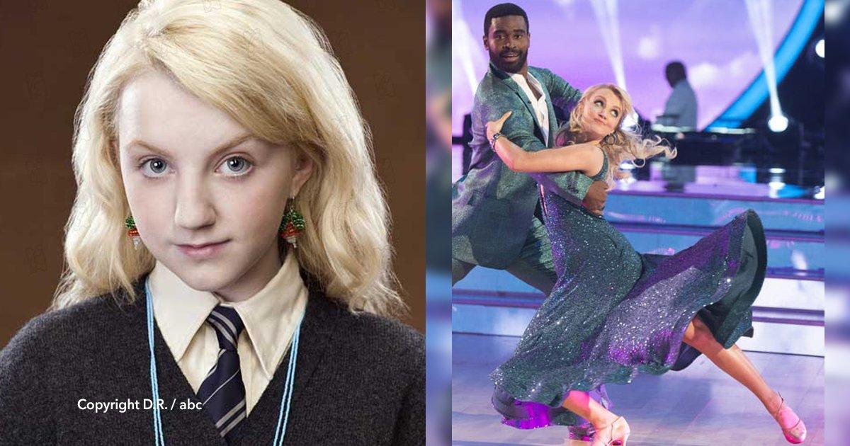 """cover22 15.png?resize=648,365 - ¡La actriz de Harry Potter que sorprende a todos con sus dotes de bailarina en """"Bailando con las estrellas""""!"""