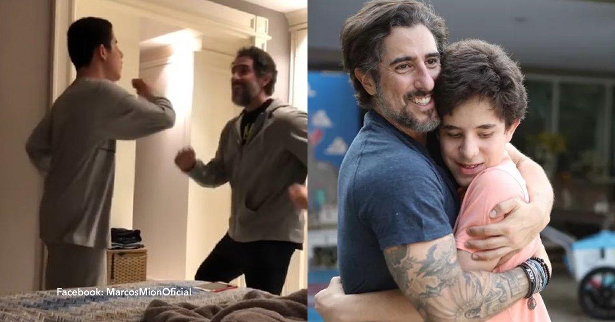 cover22.png?resize=300,169 - El video de un padre bailando con su hijo con autismo que conmueve al mundo entero