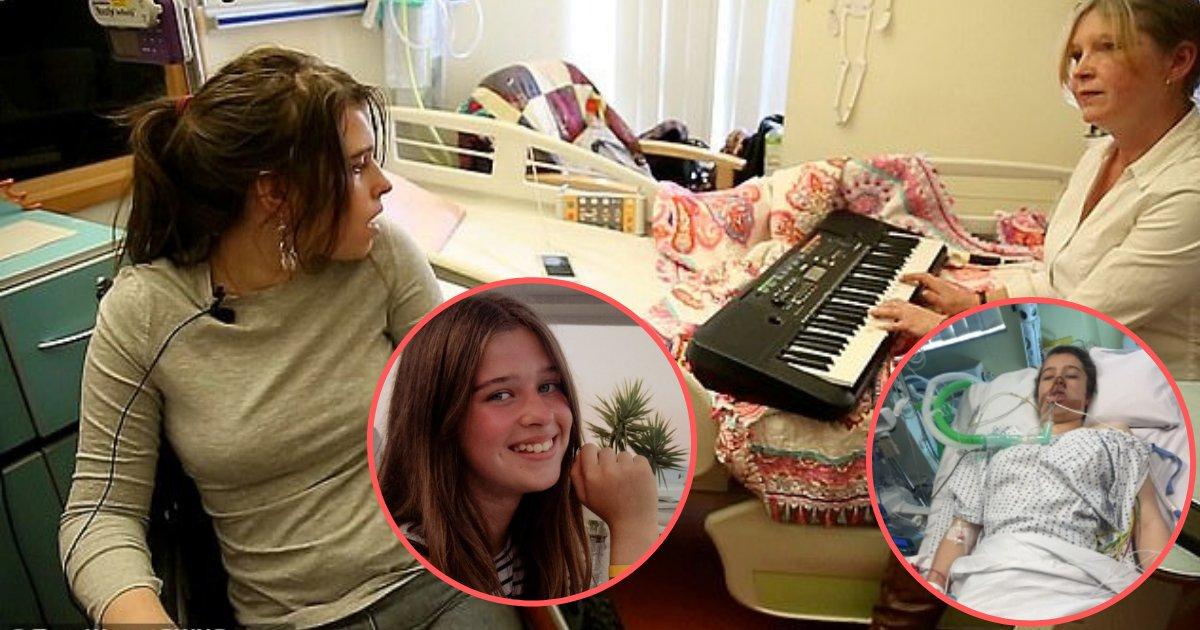 d4 3.png?resize=412,232 - Une jeune fille se réveille après avoir été enfermée dans son corps pendant 18 mois alors que sa mère jouait du piano à son chevet
