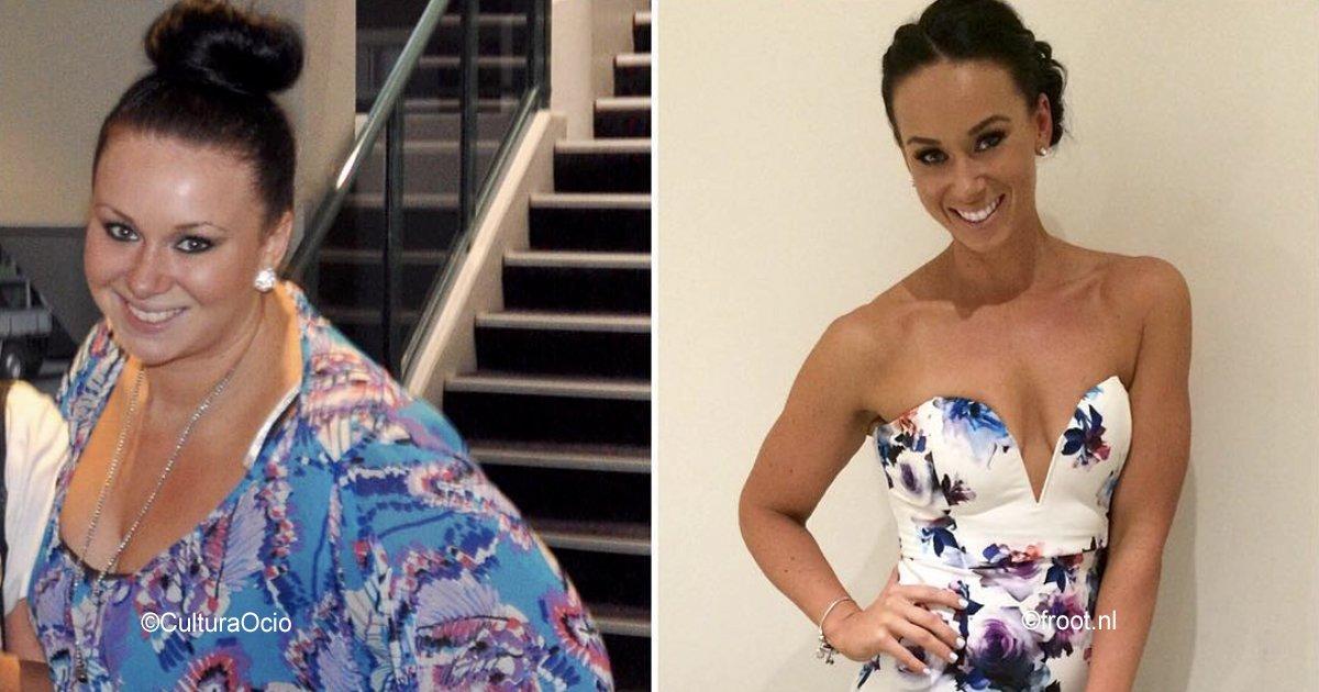dedikated lifestyle.jpg?resize=648,365 - Esta mujer pesaba 120 kilos, en 9 meses se transformó en otra persona gracias a este secreto