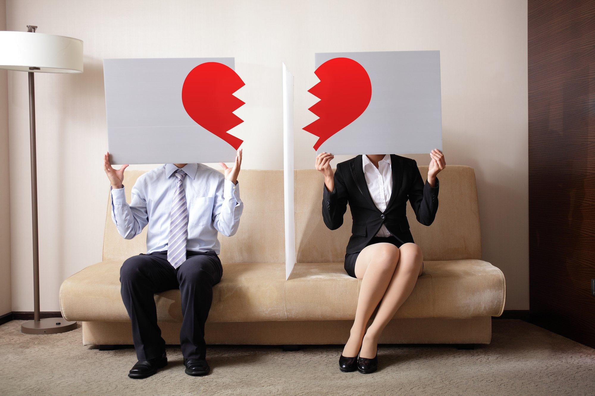 depositphotos 49104165 l 2015.jpg?resize=636,358 - Divorce : les hommes le vivraient moins bien que les femmes... mais débutent plus vite une nouvelle relation.