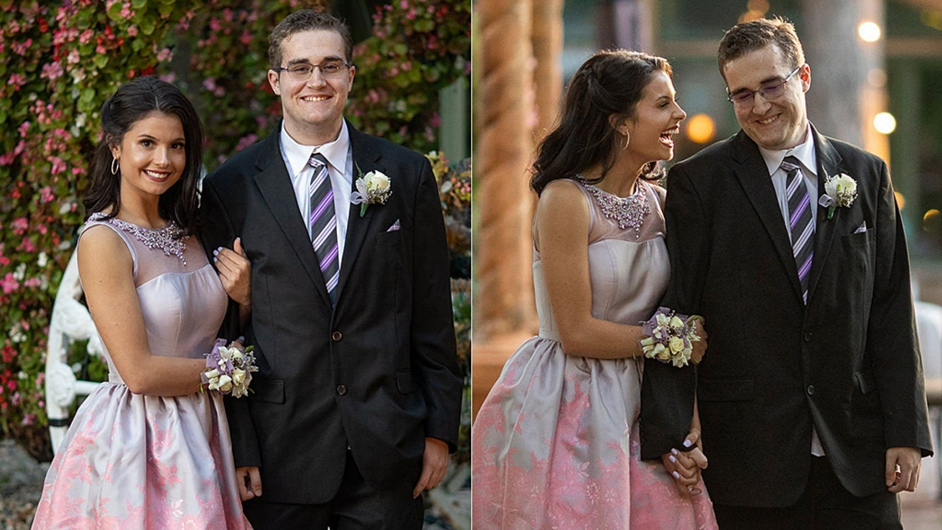 dexonna4.jpg?resize=1200,630 - Une candidate pour Miss Utah emmène un lycéen autiste au bal de fin d'année après que ses camarades de classe aient fait une farce cruelle.