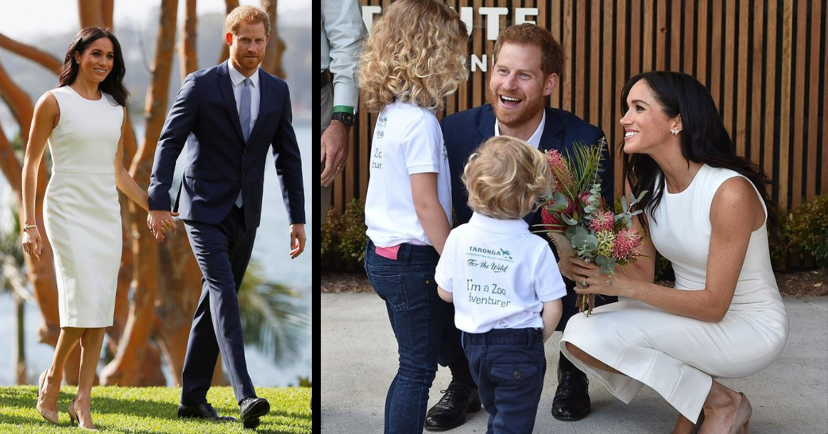 divya2 9.png?resize=636,358 - Expecting Parents Meghan Markle and Prince Harry Meet Thousands of Fans At the Sydney Opera