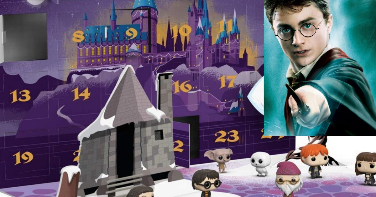 divya6 6.png?resize=300,169 - Funko Has Created an Advent Calendar of Harry Potter and it Looks Amazing