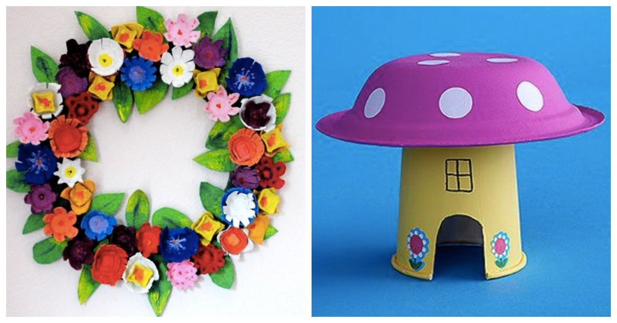 diy crafts1.jpg?resize=366,290 - 19 Easy, Low-Stress Crafts That Will Make Your Kids Think You're Martha Stewart