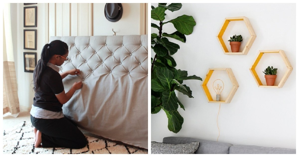 diy.jpg?resize=412,275 - These Low-Cost Renovation Hacks Will Transform Your Home Without Wrecking Your Wallet