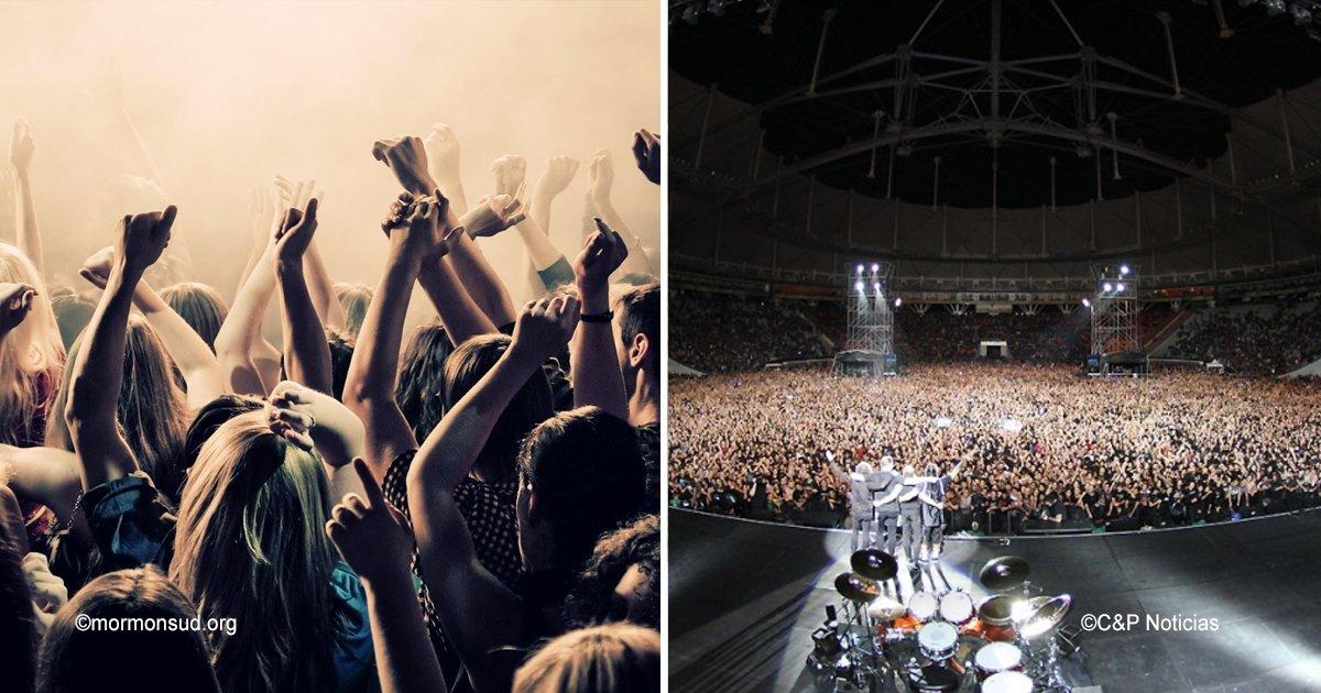 doble 1.jpg?resize=1200,630 - Un estudio señaló que asistir frecuentemente a conciertos puede aumentar tu vida hasta por 9 años