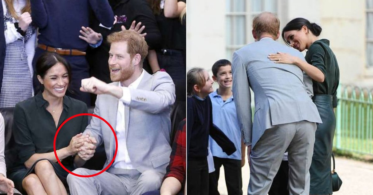 duke8.png?resize=636,358 - Prince Harry And Meghan Markle Showed Affection To Each Other As They Toured Their Dukedome Of Sussex