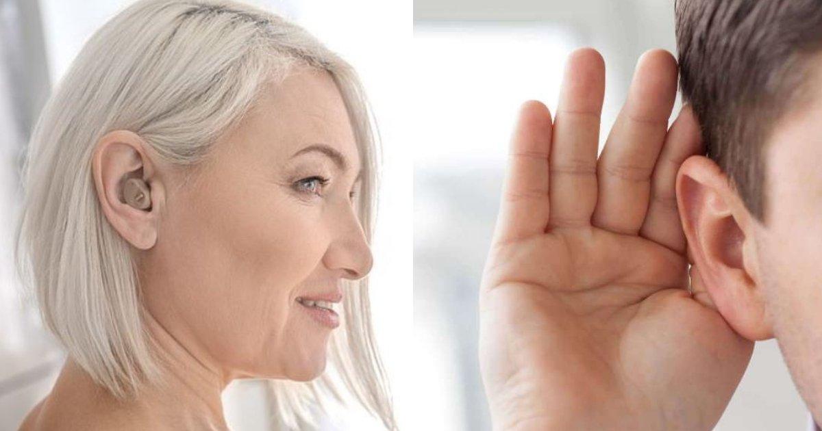 ears.jpg?resize=412,232 - Des scientifiques font repousser les cellules ciliées endommagées à l'intérieur de l'oreille qui ont été détruites par l'âge ou le bruit