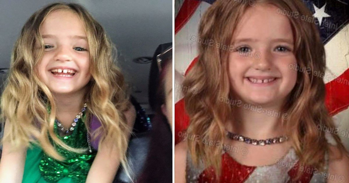 featured image 28.jpg?resize=412,275 - Girl Became A Photoshop Sensation After Wearing Sparkly Green Dress On School's Picture Day