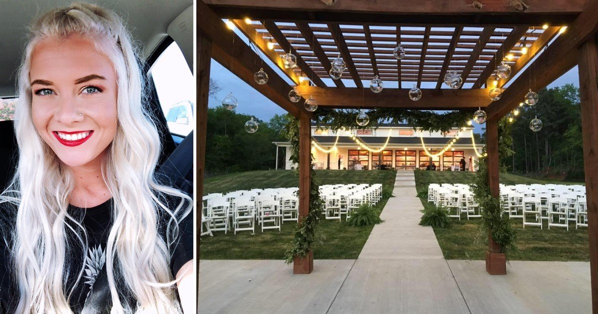 featured image 52.jpg?resize=412,232 - Texas Woman Donates $3,500 Venue To Bride With Dying Grandfather After Her Wedding Is Called Off