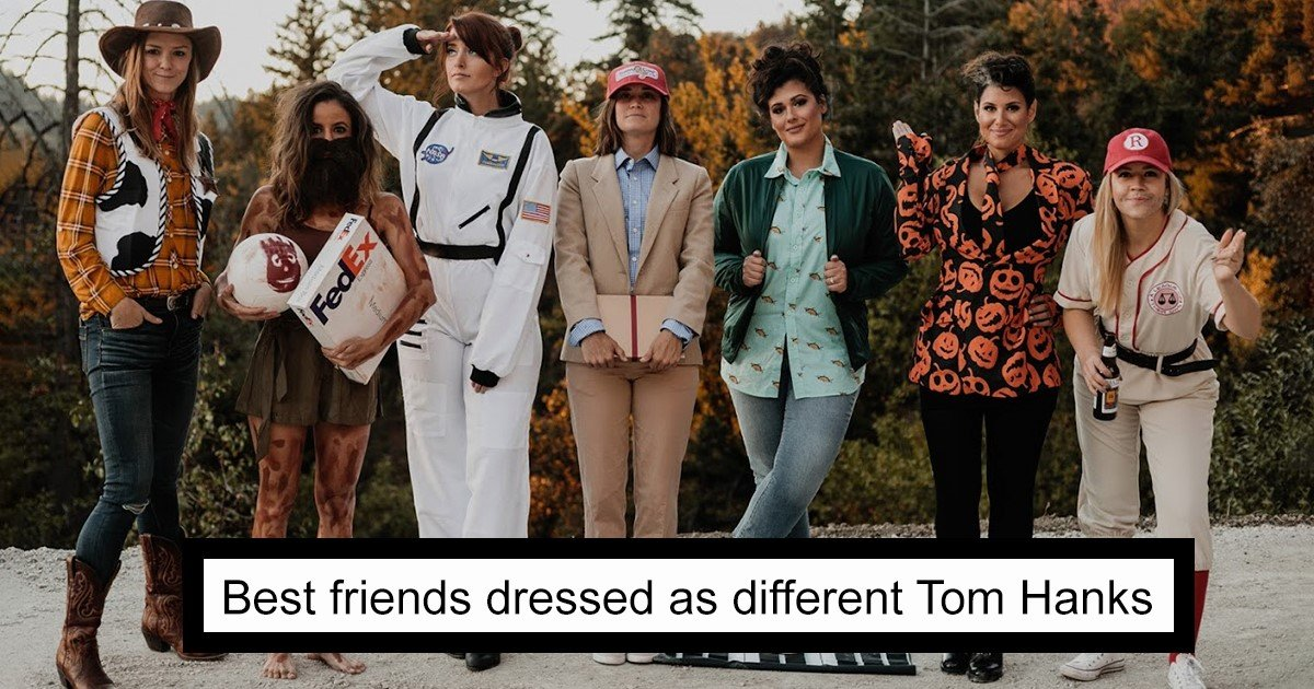 featured image 61.jpg?resize=300,169 - Every Year This Gang Of 7 Besties Dresses Up As Different Versions Of A Celeb, And It's The Best Thing Ever