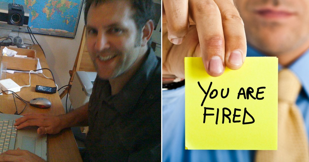 fired.jpg?resize=1200,630 - Man Gets Fired By Management For Doing His Work Too Well But Gets The Best Revenge