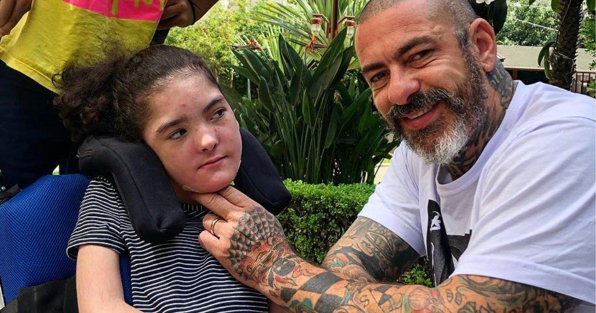 fogaca.png?resize=1200,630 - Após cirurgia difícil da filha, Fogaça faz agradecimento emocionante aos fãs