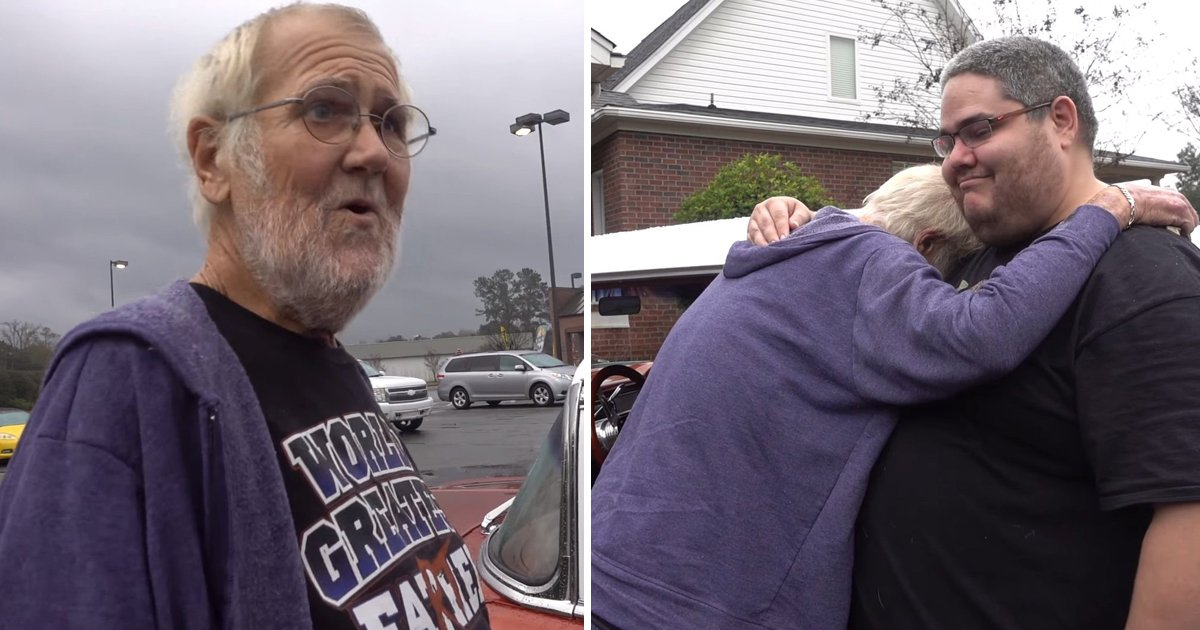 gag 1.jpg?resize=300,169 - Angry Grandpa Got His Beloved Car Back Several Years After It Was Sold By His Sister And Her Boyfriend