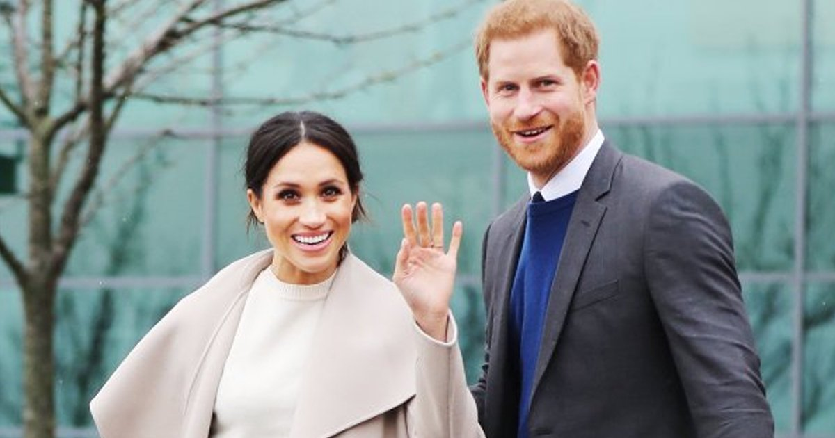 ggaga.jpg?resize=412,232 - Here Is Why Prince Harry and Meghan Markle's Kid Won't have Prince or Princess Title