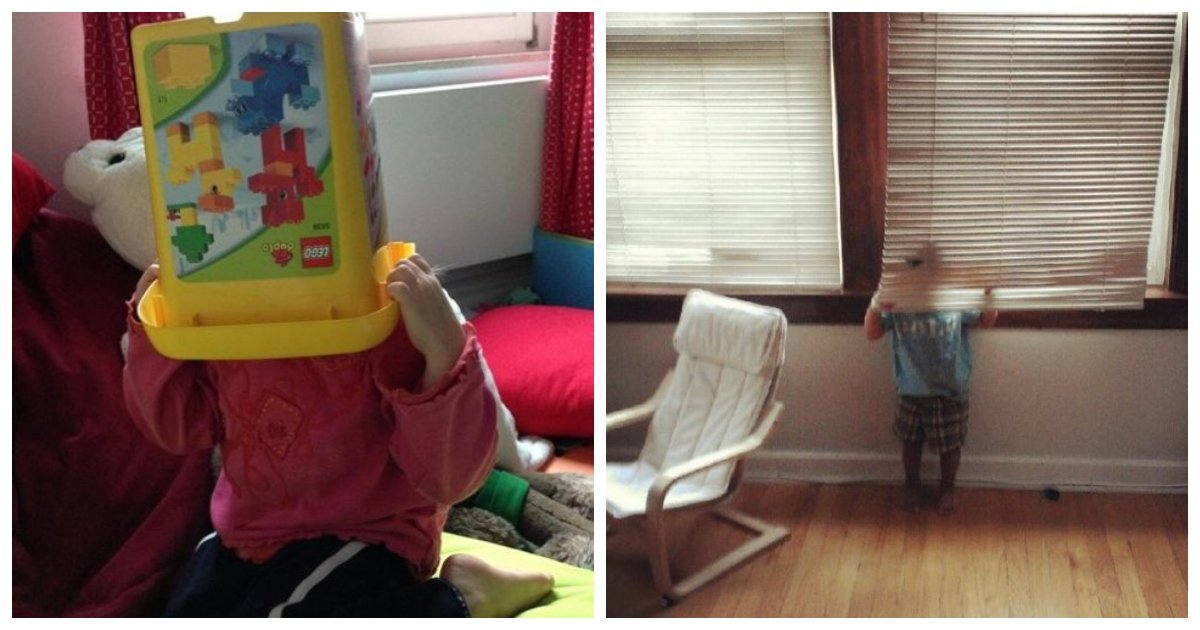 has.jpg?resize=1200,630 - 25 Hilarious Photos of Kids Who are Totally Mastering the Game of Hide and Seek