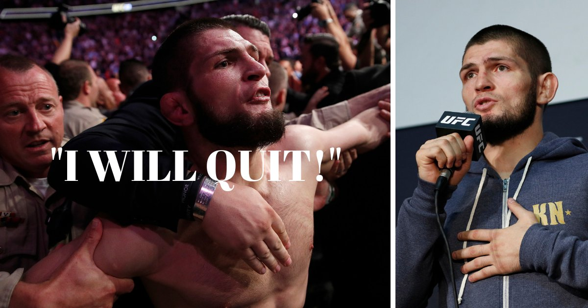 i will quit .png?resize=300,169 - Khabib Nurmagomedov Threatens To Quit UFC In His Emotion-Filled Instagram Post