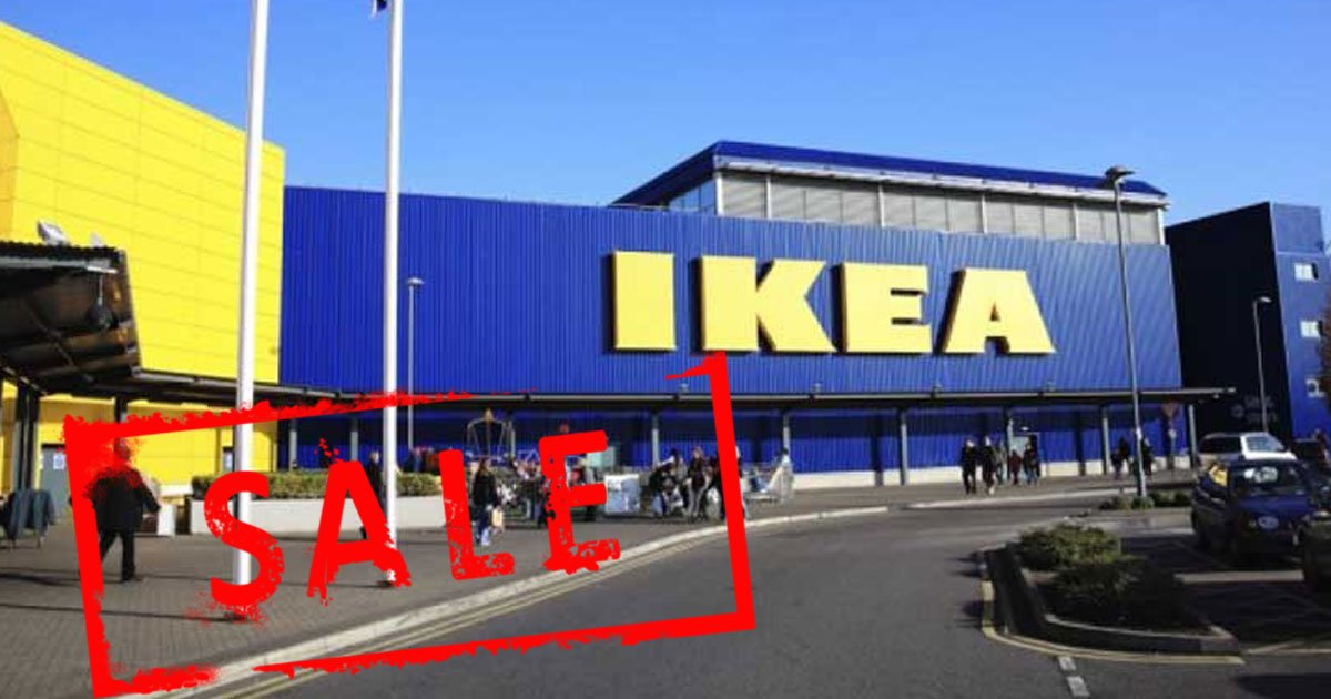 ikea sale.jpg?resize=412,232 - IKEA Australia To Launch A Massive Four-Day Clearance Sale