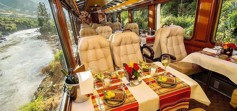 incarail machupicchu turismo.jpg?resize=636,358 - Pour 63€, accédez au merveilleux Macchu Picchu grâce à ce train de luxe.